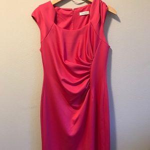 Calvin Klein Dresses - Ladies Dress 10 Calvin Klein Pink